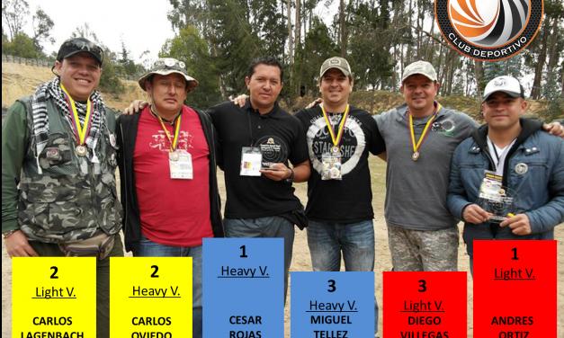 Premiación Torneo Nacioanal 2015