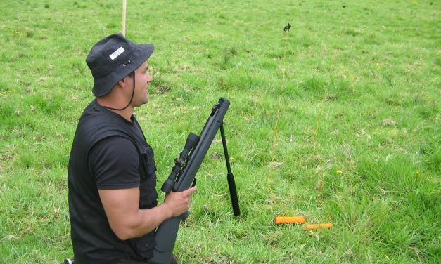 Práctica a las Afueras de Bogotá 2010