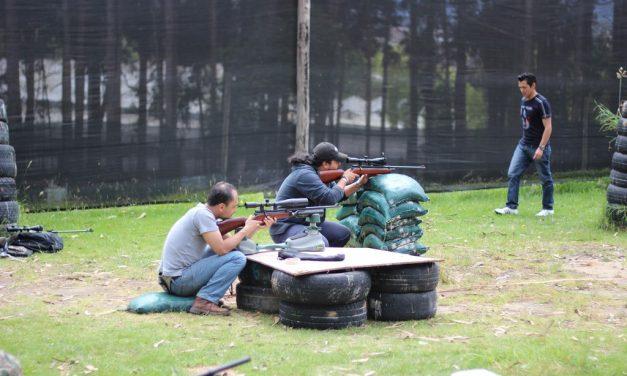 Práctica de Tiro – 15 enero de 2012