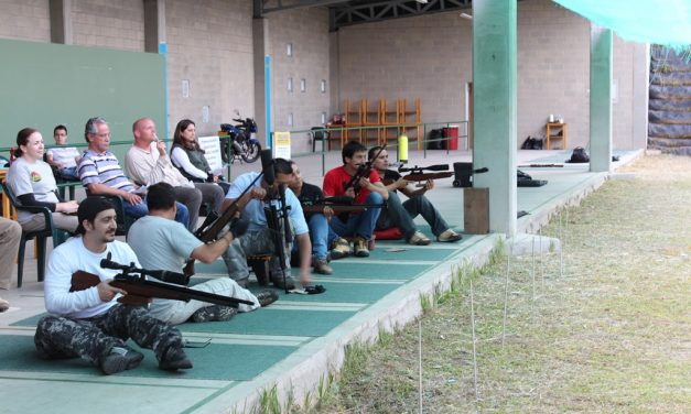 Primer Torneo Nacional de Field Target 2012!!!!!!